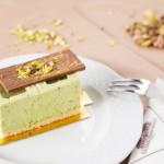 Zila cube dessert